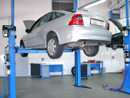 как автомобилей открыть ремонт